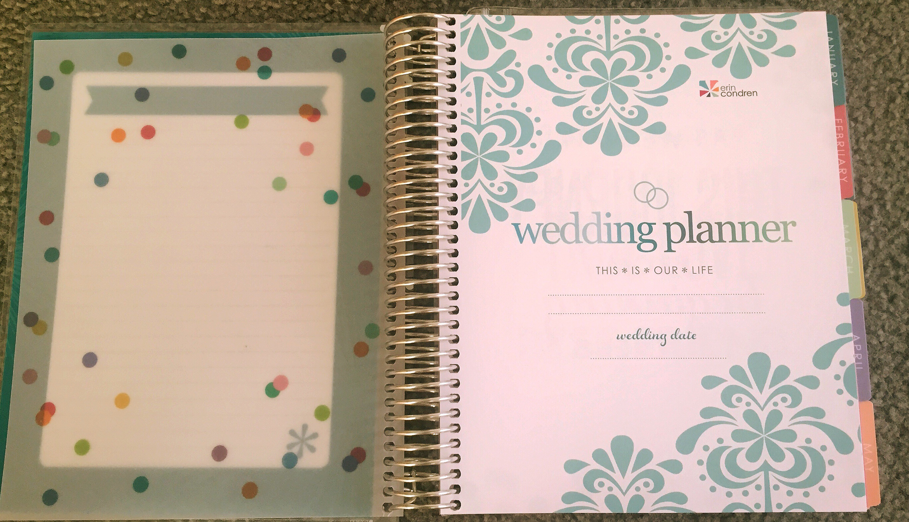 The Tips And Suggested Schedules Are Really Helpful Since There More Moving Parts Than Youd Even Think With A Wedding